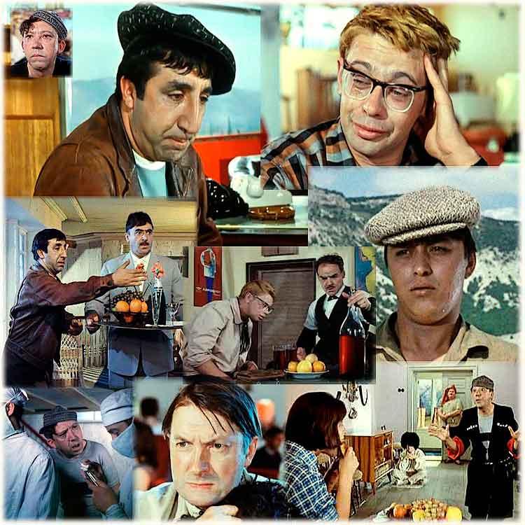 Сценарий о советском кино