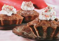 Пудинг шоколадно-ореховый