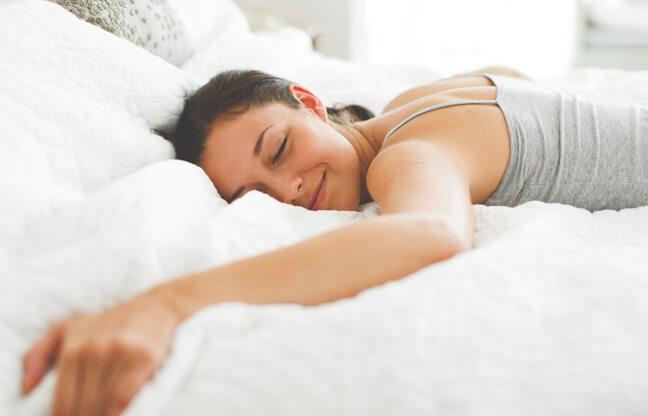 сон помогает бороться со стрессом и депрессией