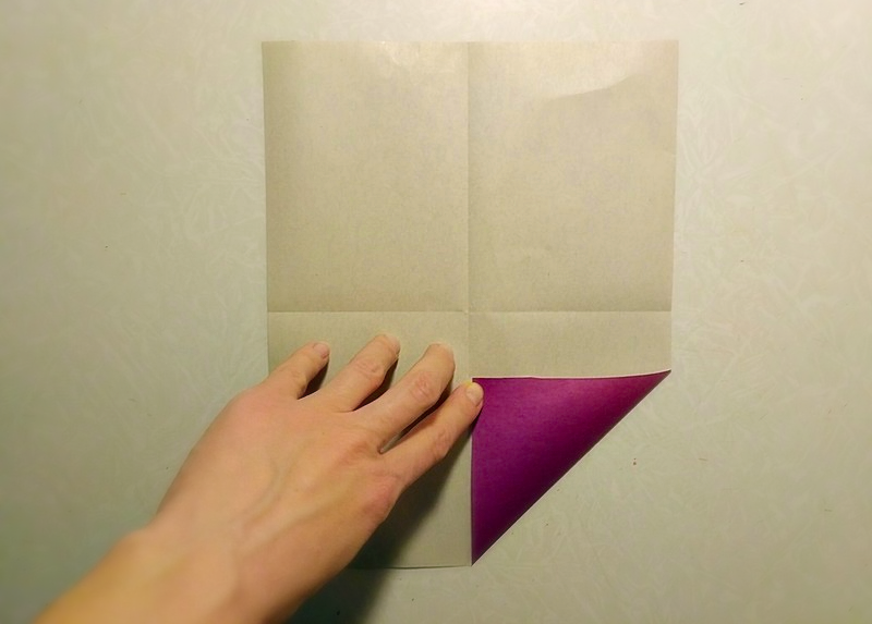 лист бумаги