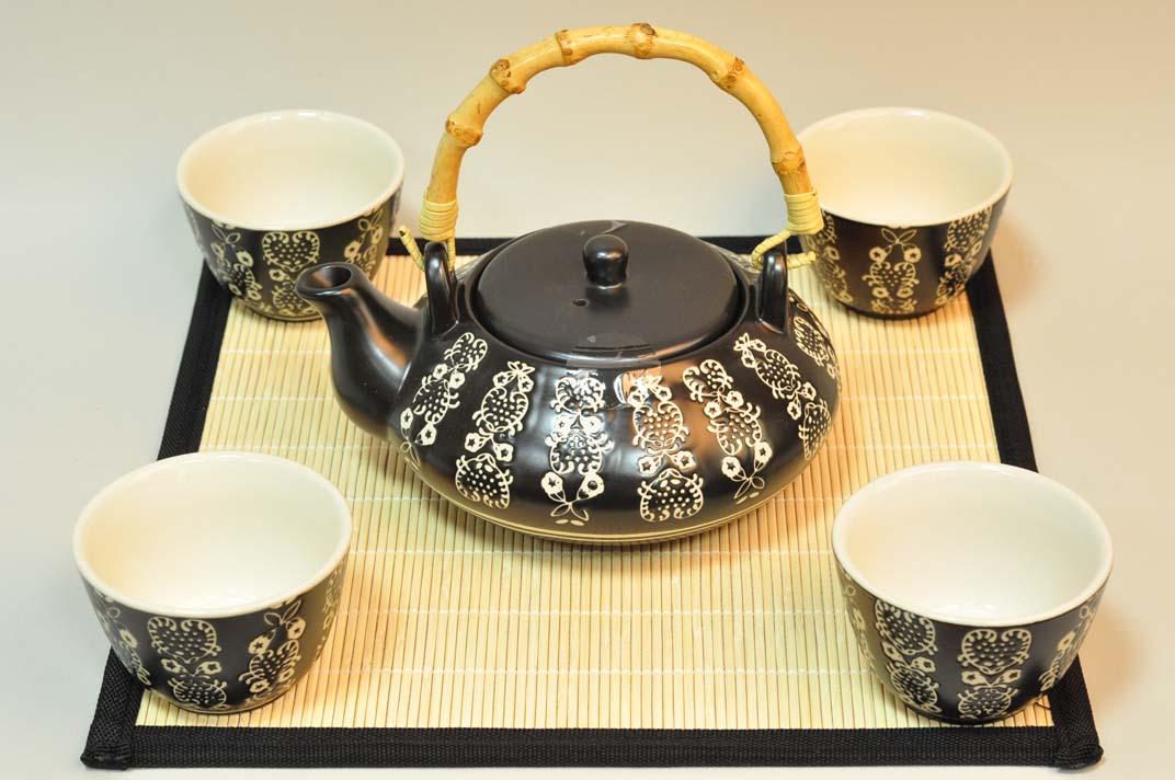 посуда для чайной церимонии