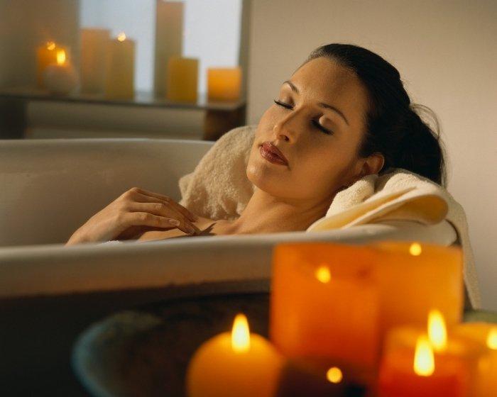 ждя женщины в стрессовой ситуации важен отдых