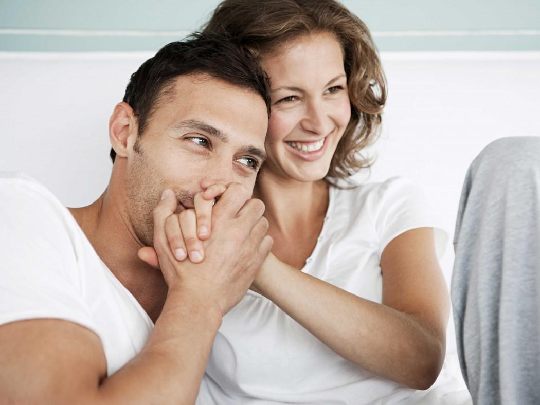мужчина и женщина договорились