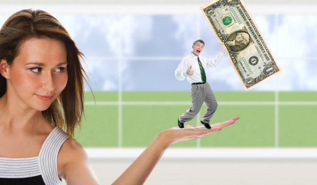 Муж против работы жены
