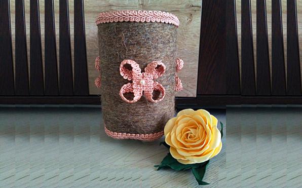 Делаем 3 интересные вазы из пластиковых бутылок