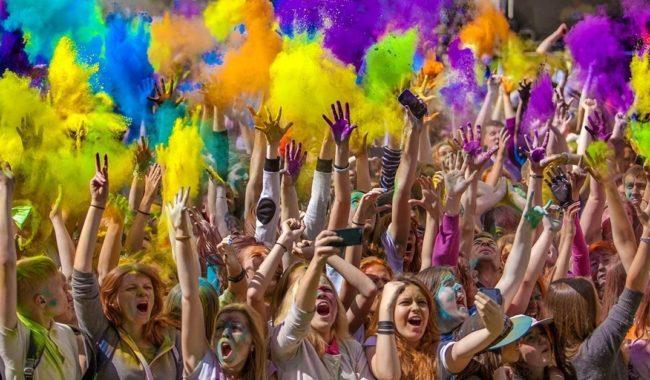 Участвуй в самых красочных праздниках мира