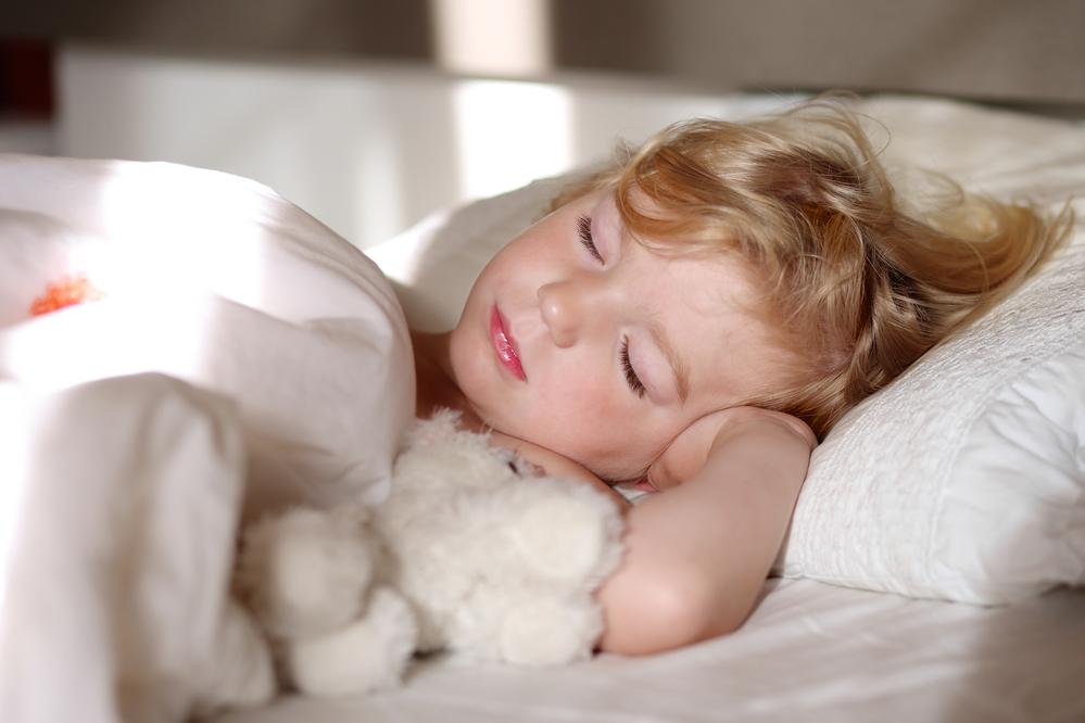 Плавное пробуждение после дневного сна