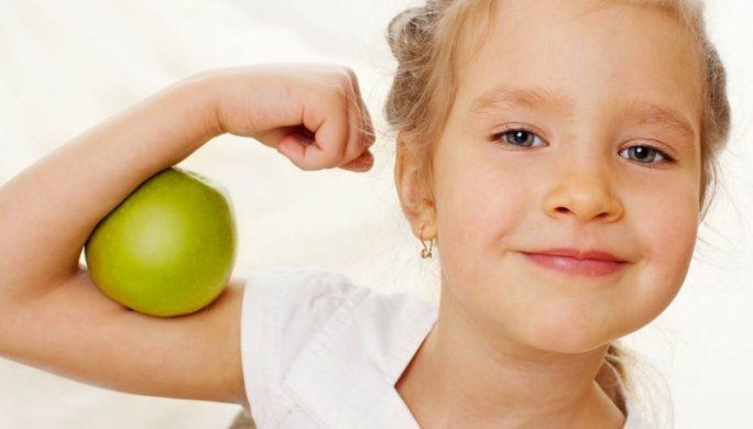 Здоровый образ жизни ребенка
