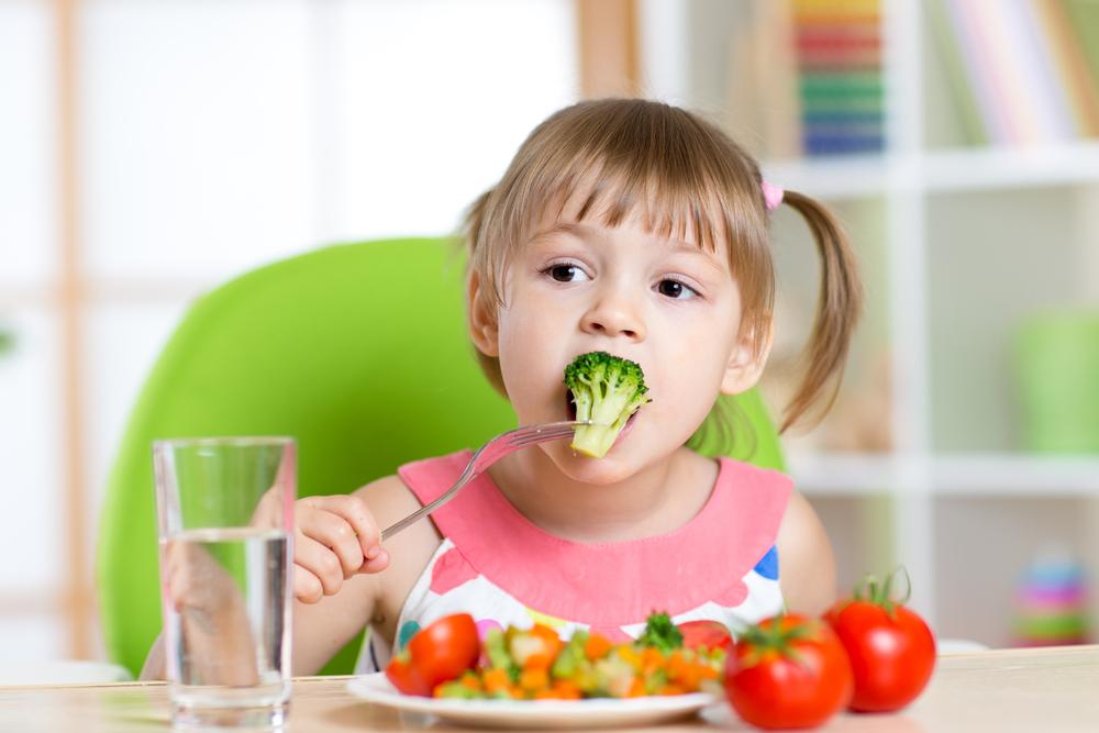 Правильное питание ребенка, как здоровый образ жизни