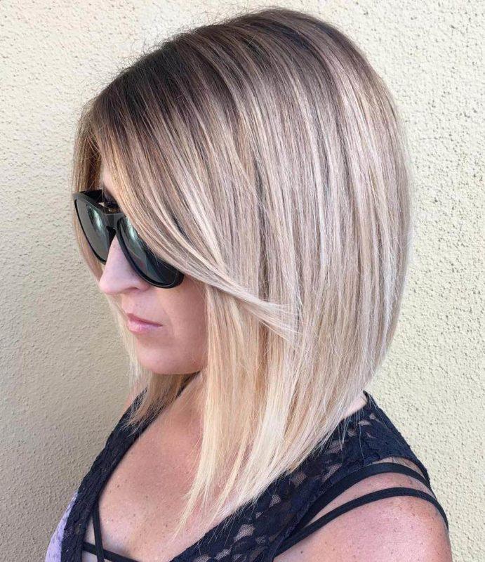 женская прическа длинные волосы фото