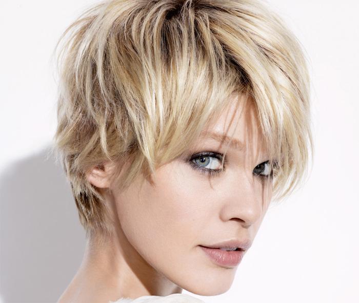 женская стрижка короткие волосы фото