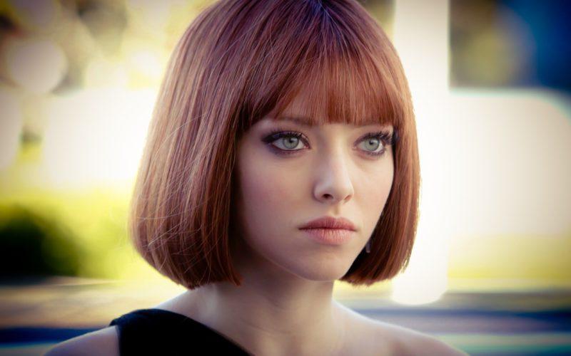 женская стрижка средняя длинна волос фото