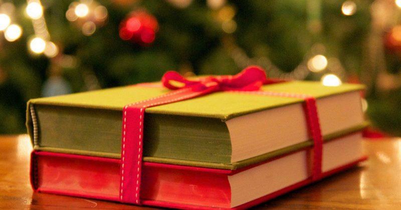 Книги на Рождество. Подарки должны быть для всей семьи.