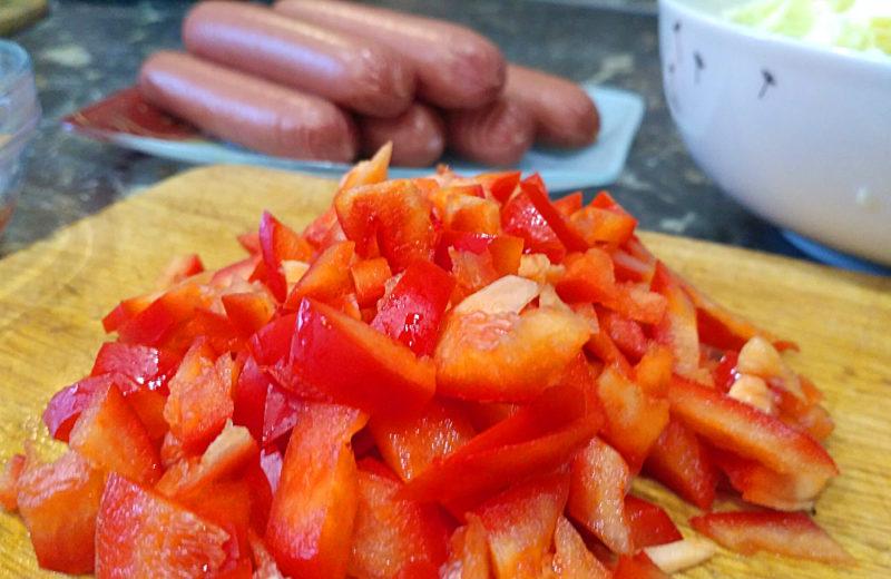 Режим перец для солянки