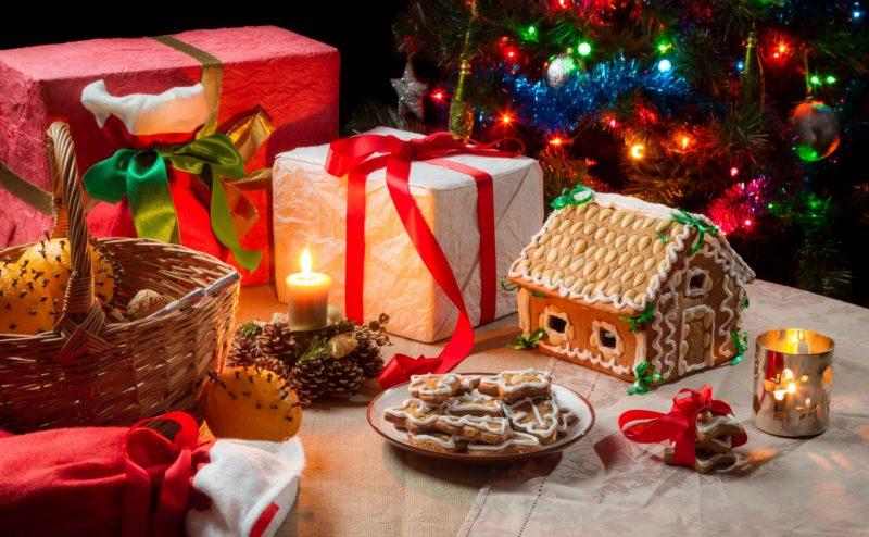 Скоро наступит праздник Рождества, таящий в себе домашнее тепло и спокойствие