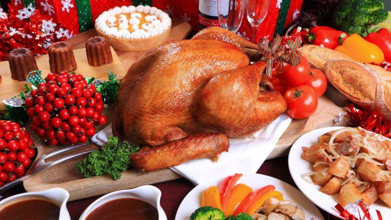 Обязательные блюда Рождественского стола