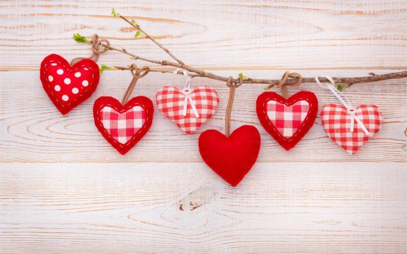 валентинки День святого Валентина - праздник всех влюблённых