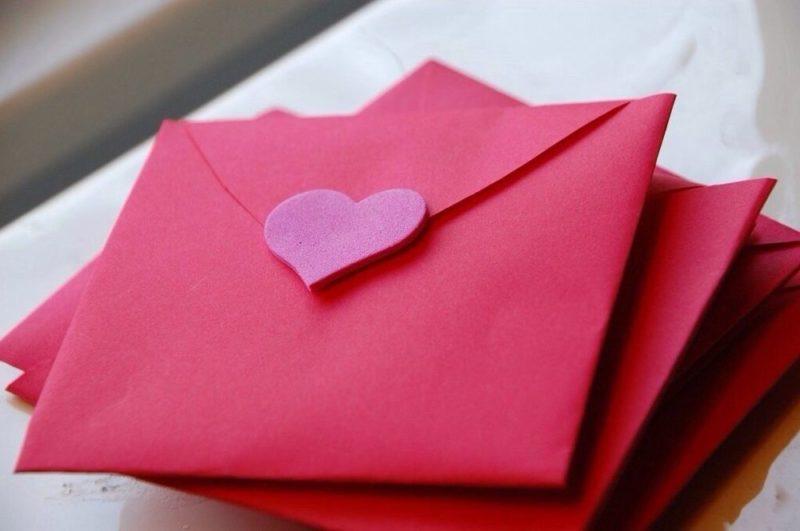 В день всех влюблённых зародилась традиция – поздравлять любимых людей