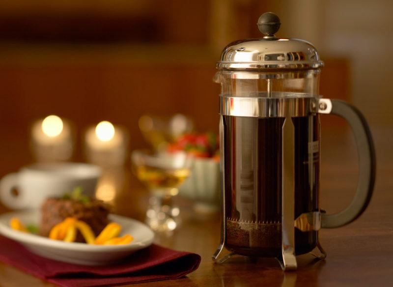 Френчпресс для приготовления кофе