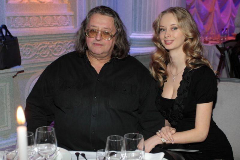 Марина Коташенко и Александр Градский – разница 31 год.