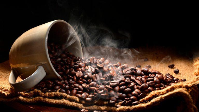 Много лет назад тонизирующий напиток делали из сырых кофейных ягод.