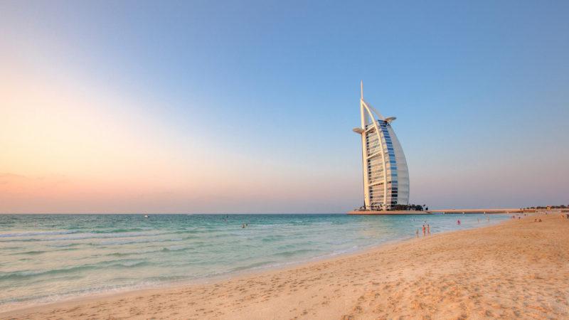Арабские эмираты – место привлекающее многих туристов