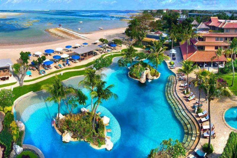 Бали. Остров в Малайском архипелаге.