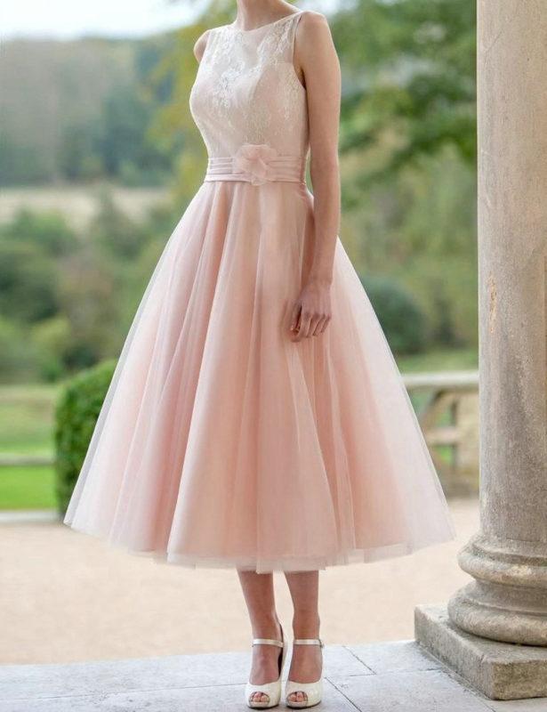 розовый кварц цвет платья на выпускной