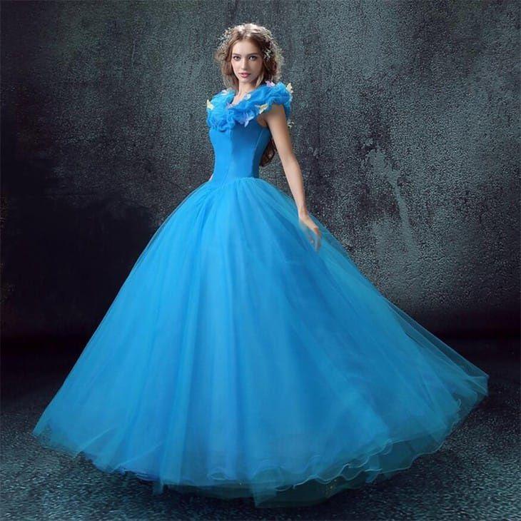Принцесса платье на выпускной