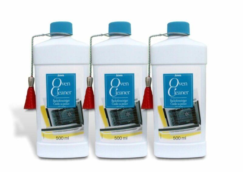 средствам для чистки духовок