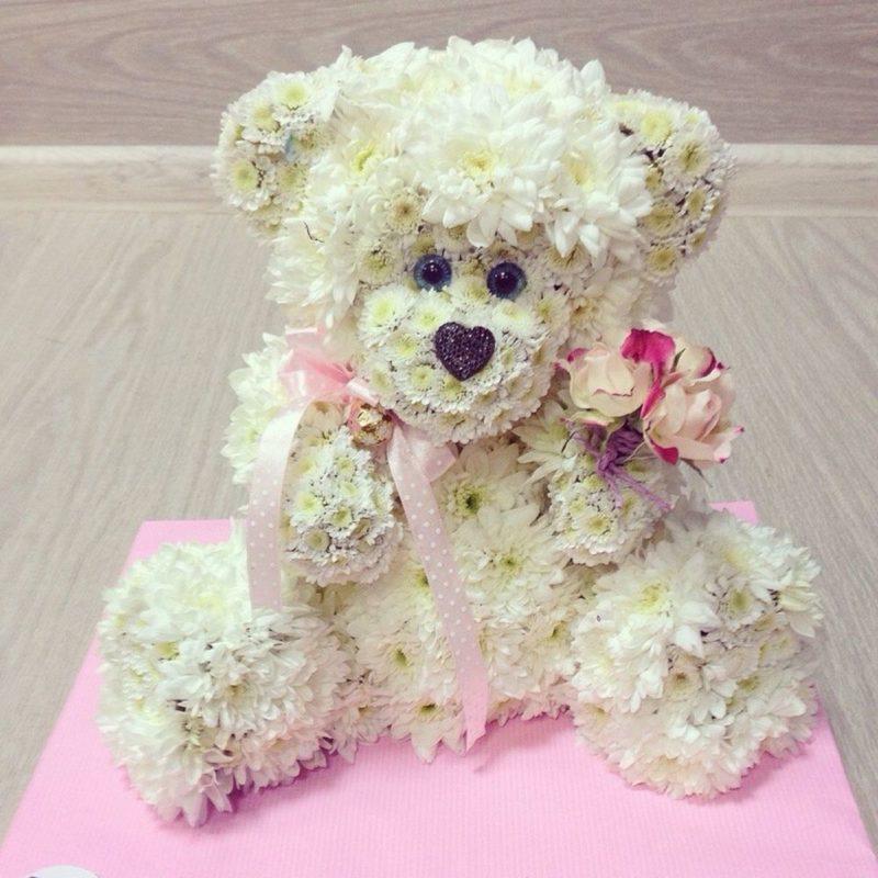 цветы – подарок, который будет приятен любой представительнице прекрасного пола.
