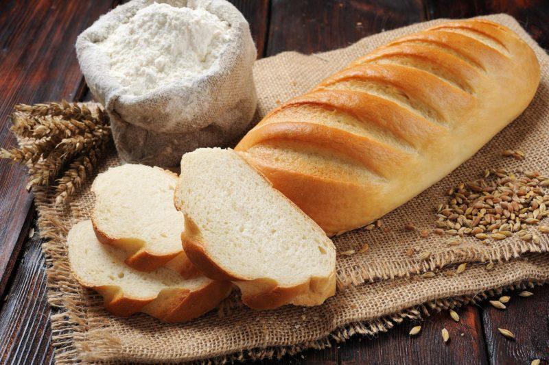 Маска от морщин вокруг глаз Мякиш одного куска белого хлеба