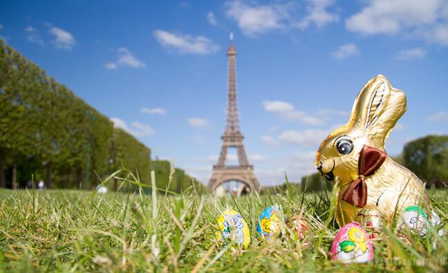 Праздник Пасхи в 2019 году во Франции