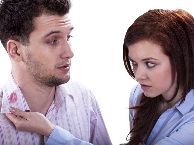 Женщина хочет развод