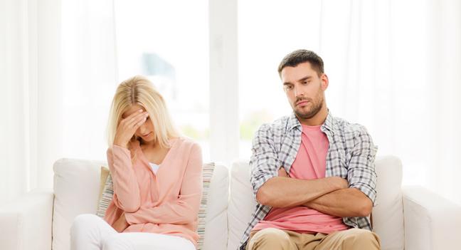 Мужчина хочет развод