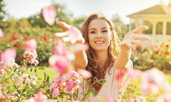 женщина – это цветок