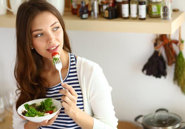 здоровое питание и гармония с природой