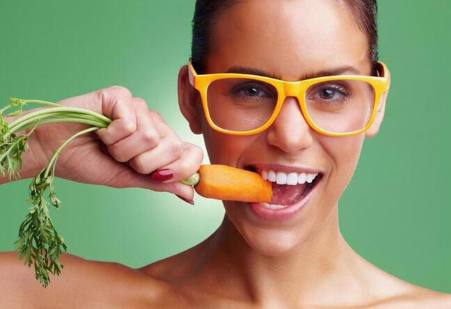 Морковь – средство молодости