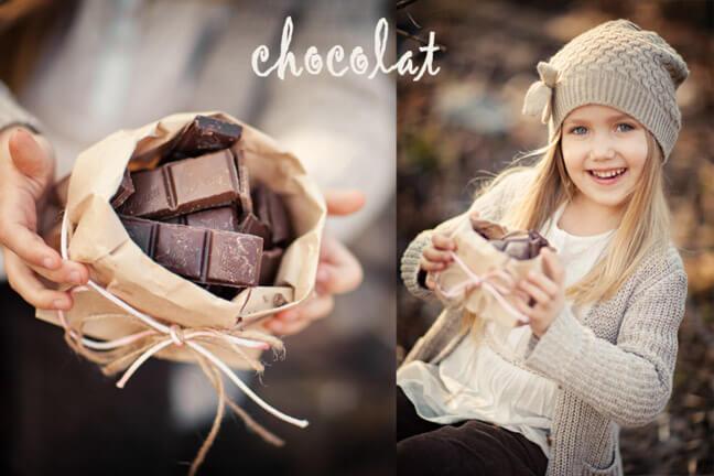 Практически все дети – сладкоежки
