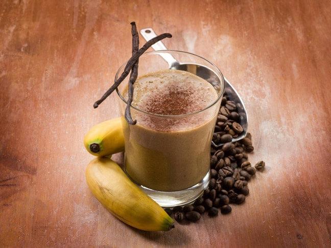 Напиток изготавливали из протёртых какао бобов