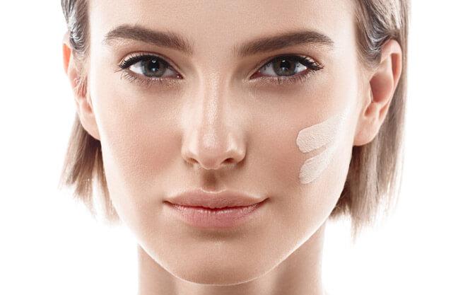 Легкая текстура в тон вашей кожи. Скроет неровности