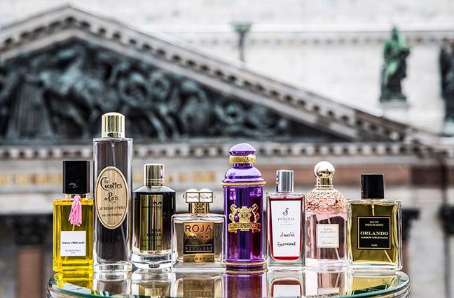 Самые лучшие бренды нишевой парфюмерии