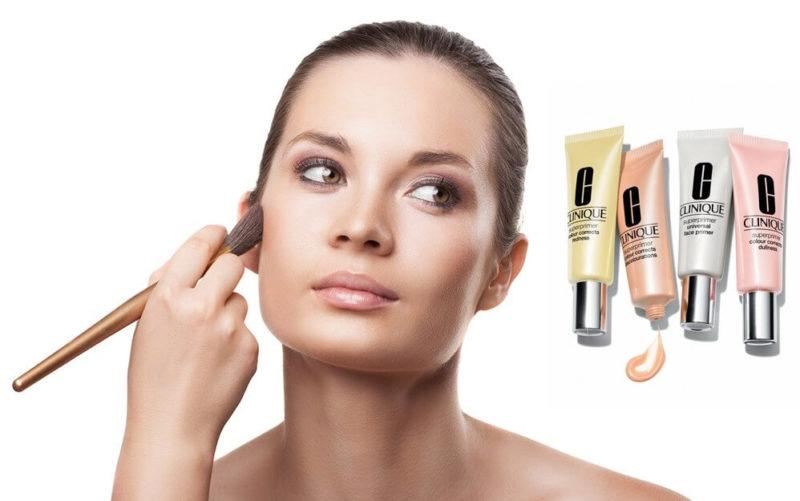 Нанесение праймера подготовит кожу под макияж