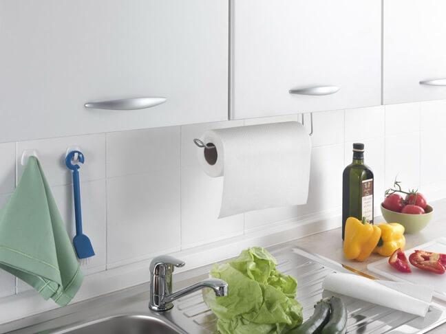 Бумажные полотенца помогут быстро убраться на кухне и в квартире
