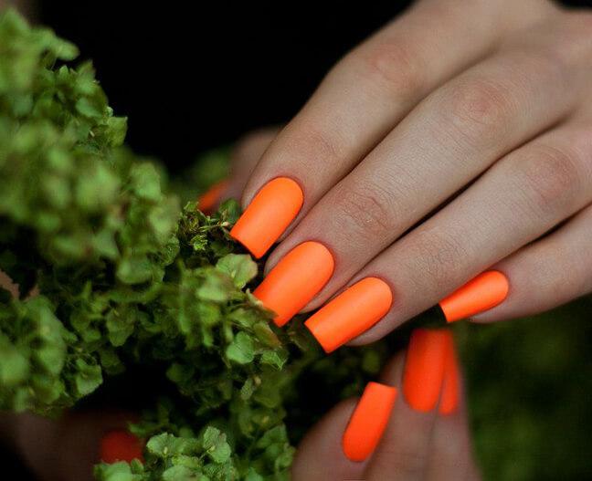 Оранжевый (персиковый)