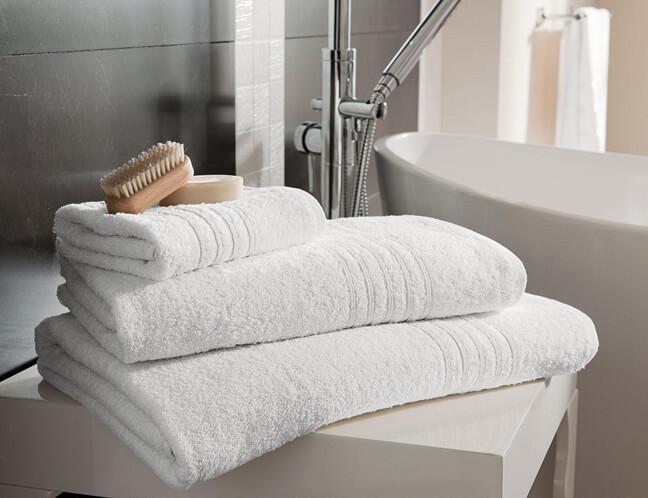 Чаще меняйте полотенца, быстрее стирать