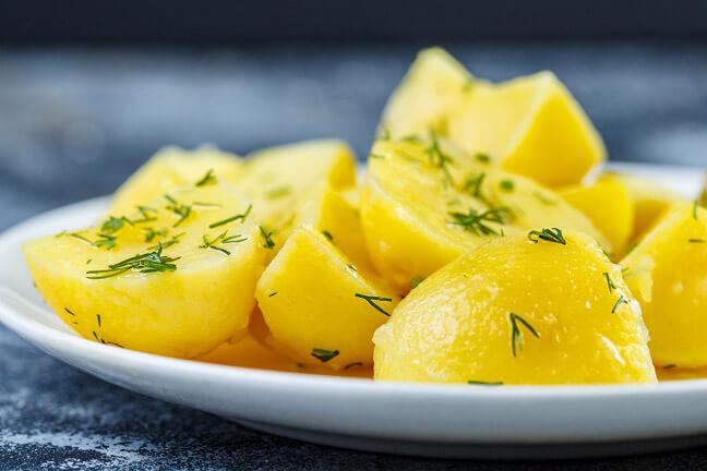 Картофель – источник витамина В6,