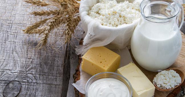 Кисло – молочные продукты должны присутствовать в организме обязательно.