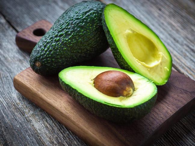 Авокадо благотворно влияет на сердечно – сосудистую систему