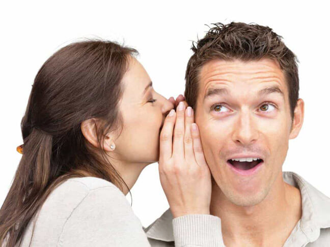Мужчине приятно слышать комплименты «с характером»